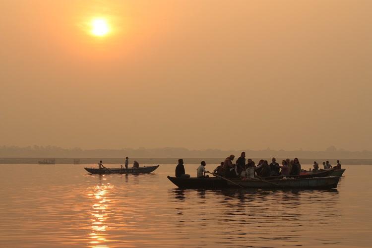 Varanasi la rasarit