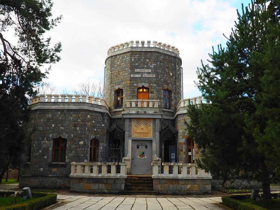 Castelul Julia Hasdeu