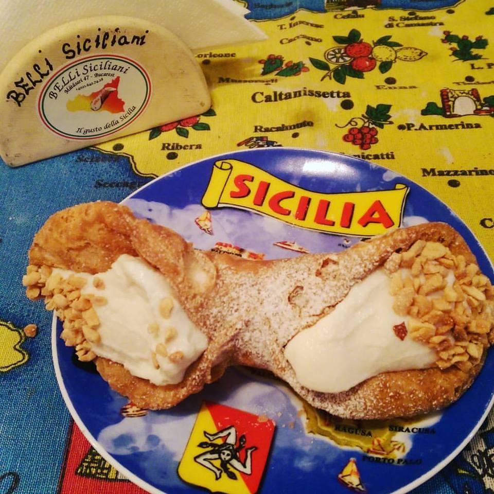 canoli belli sicilianni bucuresti