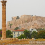 Trei zile in Atena
