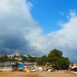 Trei zile in Atena. Rafina