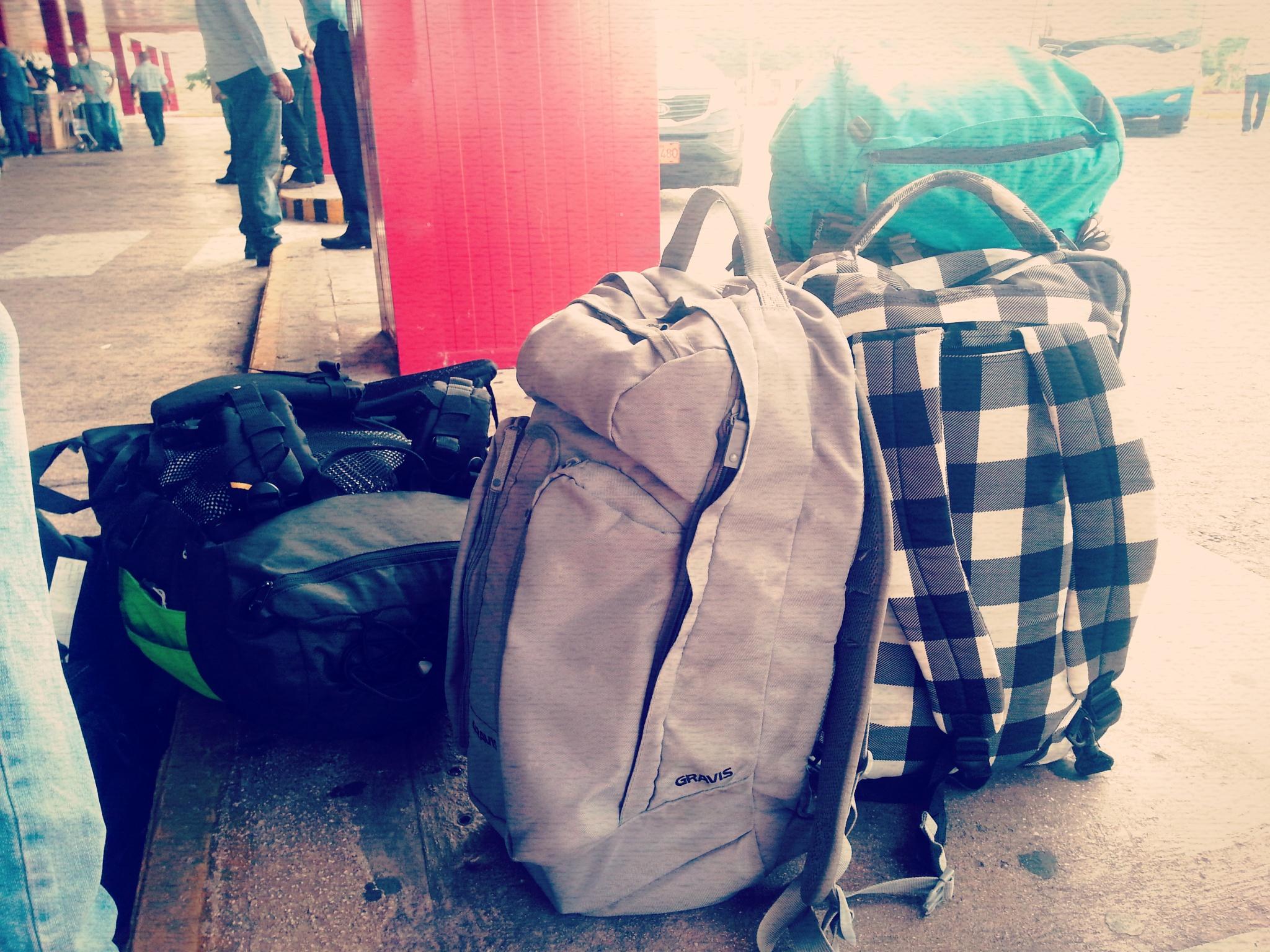 cum sa iti faci bagajele