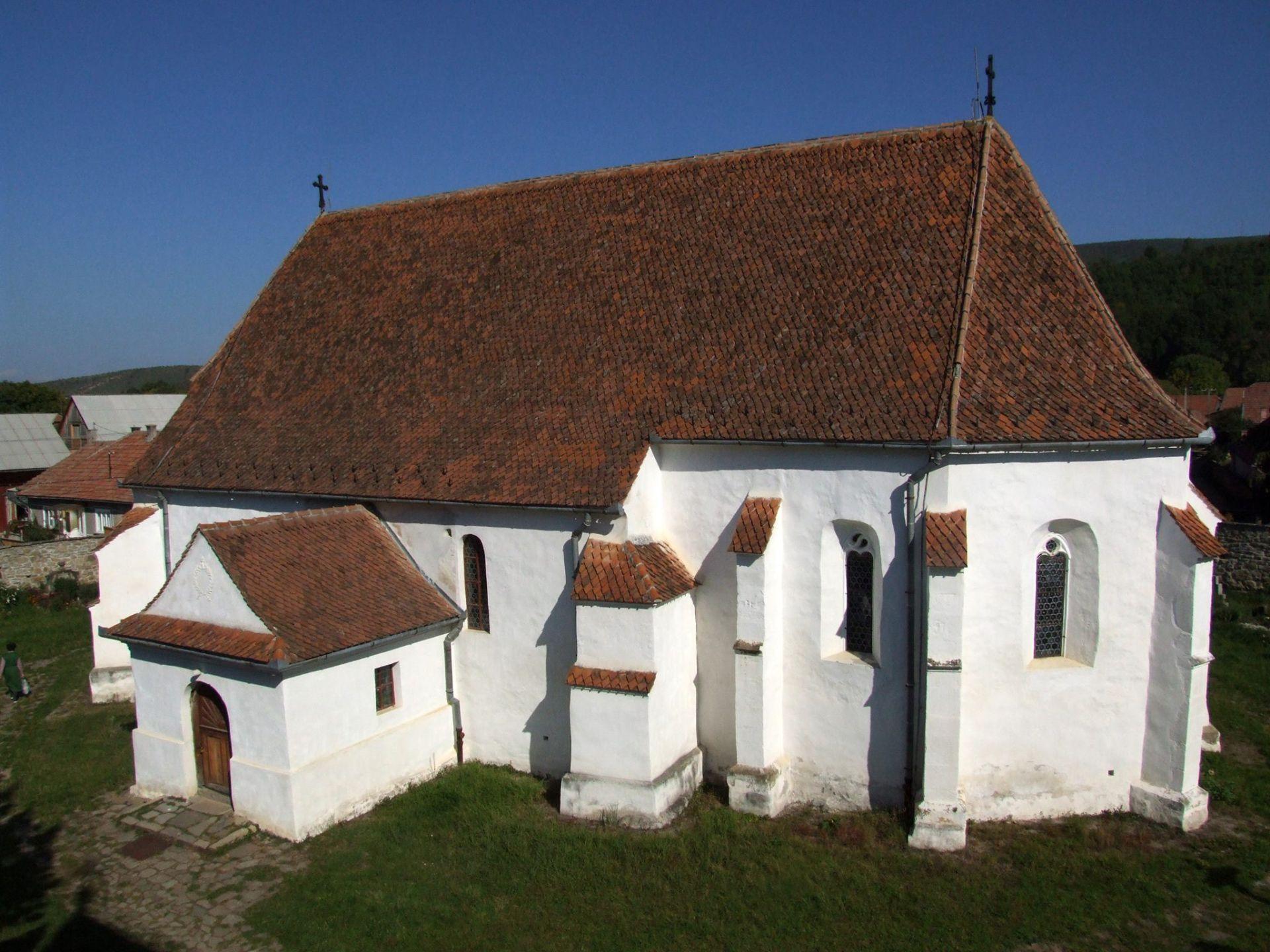 "Biserica monument istoric ""Sfantul Emeric"" din Ghelinta"