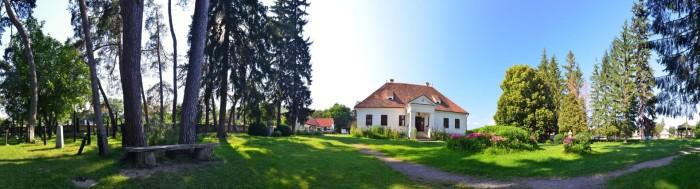 Conacul Damokos Gyula – Muzeul Haszmann Pal