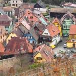Colmar. Ce să faci trei zile în Colmar, Alsacia