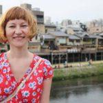 Frumusetea lucrurilor trecatoare. Ce a invatat romanca Andrada Coos dupa doi ani de calatorie in Japonia
