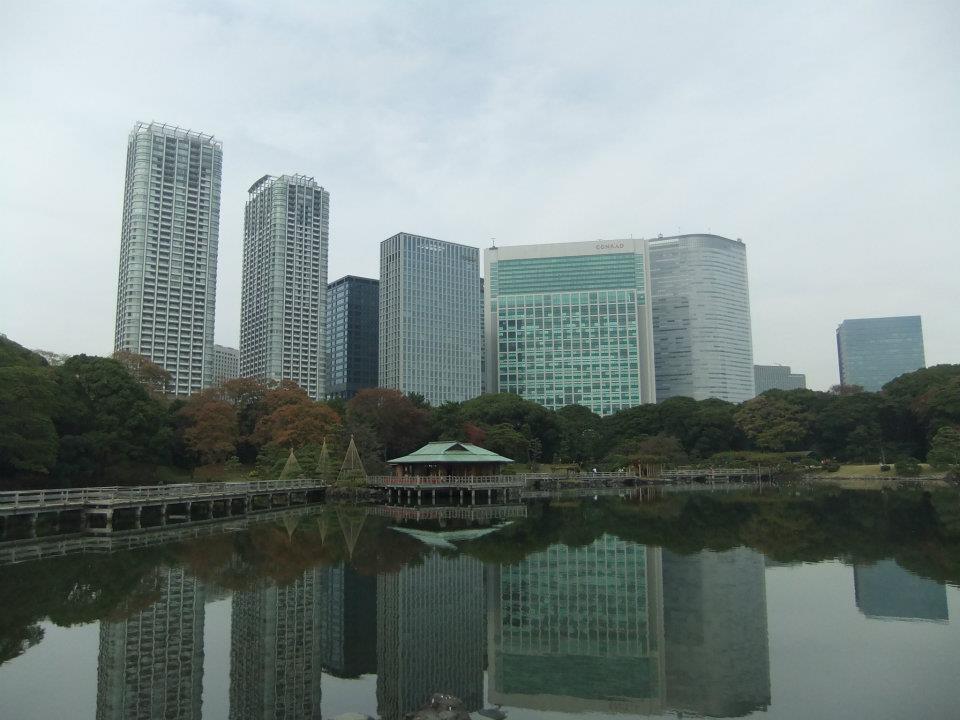 Parcul Hama Rikyu