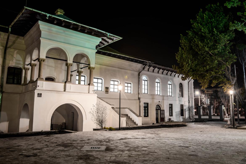 Complexul brancovenesc din Ramnicu Sarat