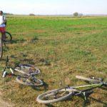 Traseul de la Fara Asfalt din Rezervatia Hagieni